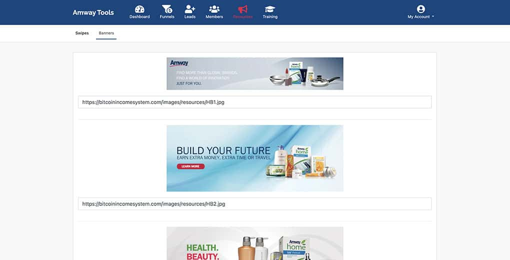 Amway Resources