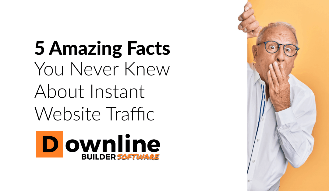 5 Amazing Facts You Never Knew About Instant Website Traffic